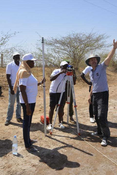 Formation CBMER au Saloum, Sénégal- Mai 2018