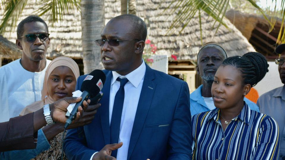 """Conférence de presse du lancement """"Grand Saloum"""""""