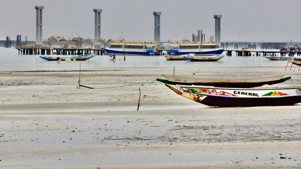 Projet d'infrastructure au Saloum